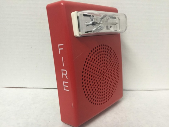 Wheelock Firealarms Tv Jjinc24 U8ol0 S Fire Alarm