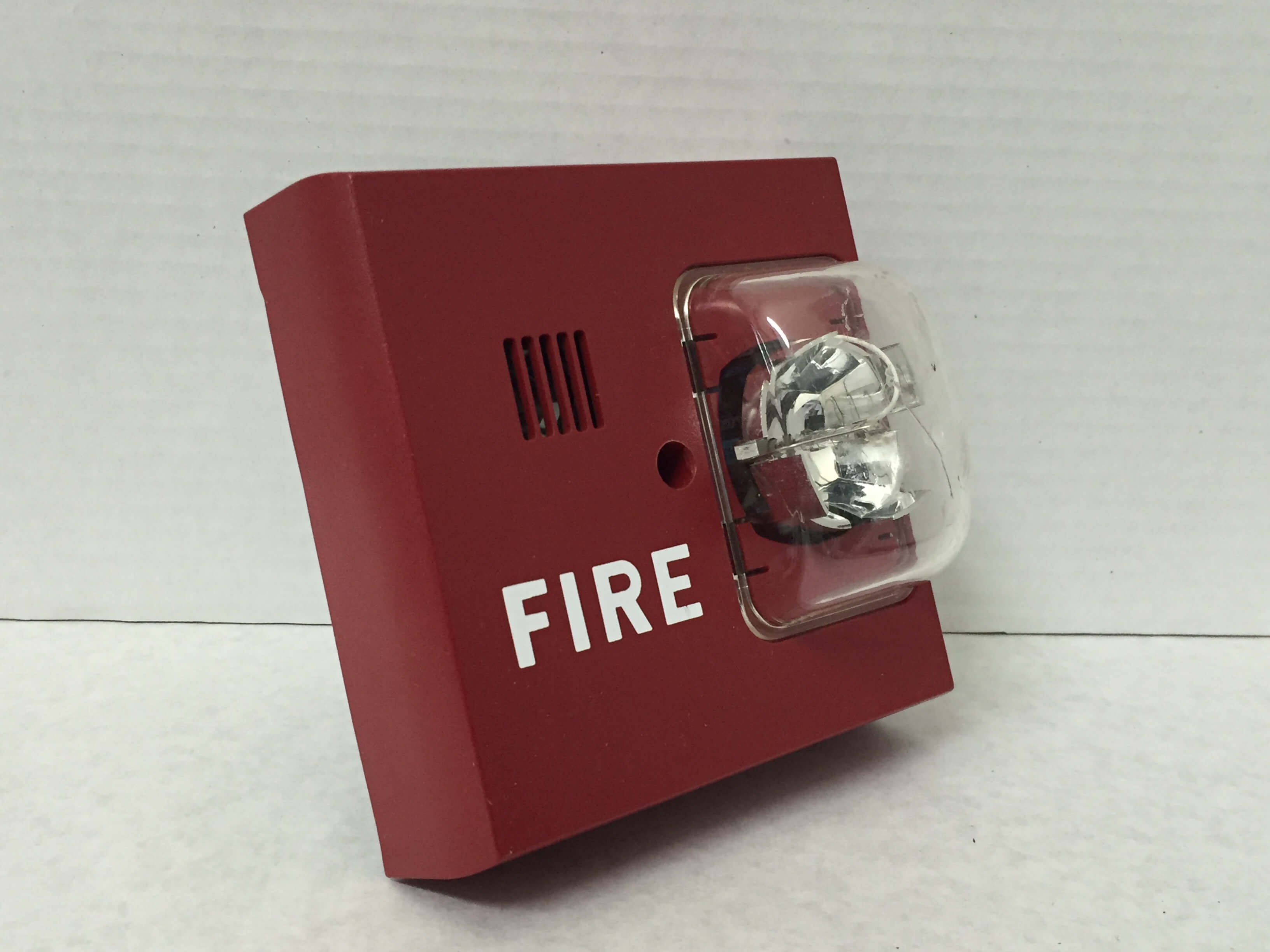 Faraday 2884 Firealarms Tv Jjinc24 U8ol0 S Fire Alarm