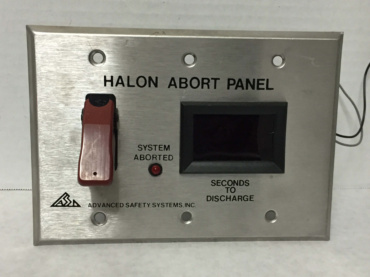 Advanced Safety Systems Halon Abort